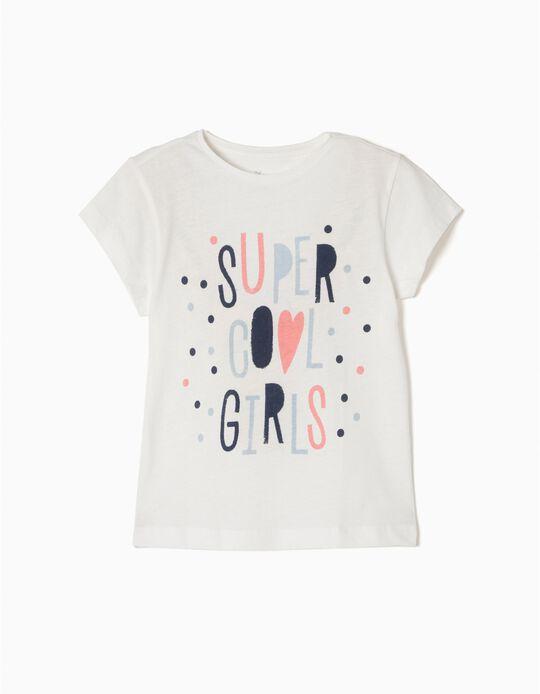 T-shirt Cool Girls