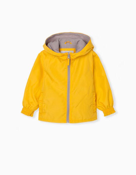 Hooded Jacket, Baby Girls