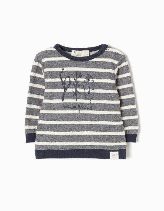 Sweatshirt Estampada Nature Friend