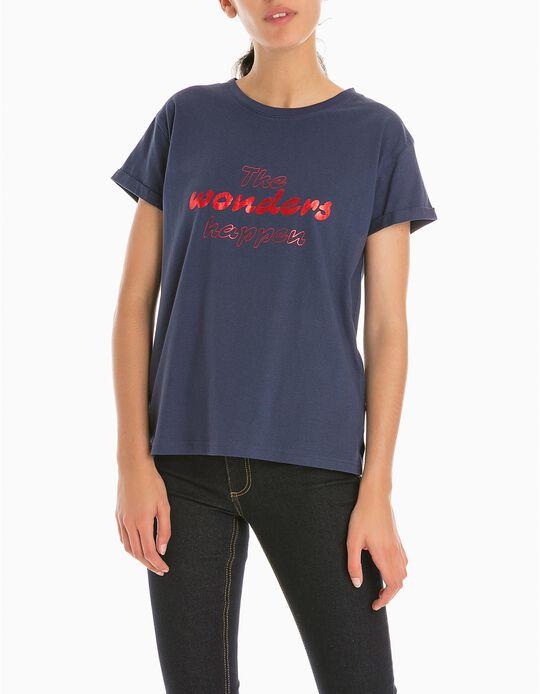 T-Shirt Algodão