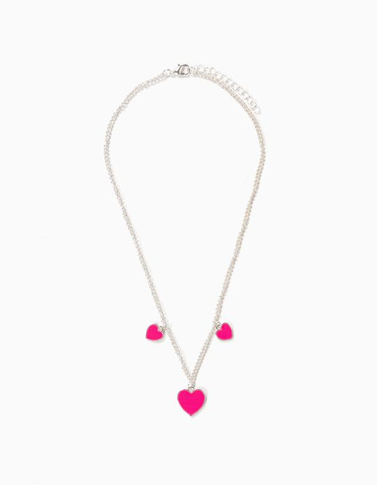 Silvery Chain, Hearts