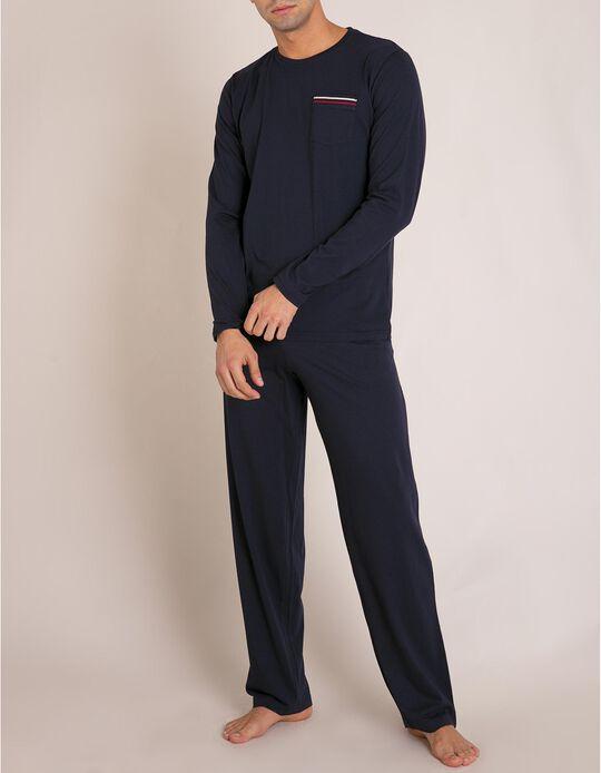 Pijama Com Bolso