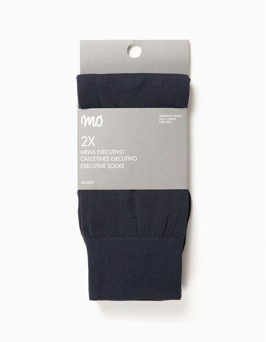 Pack of 2 dress socks