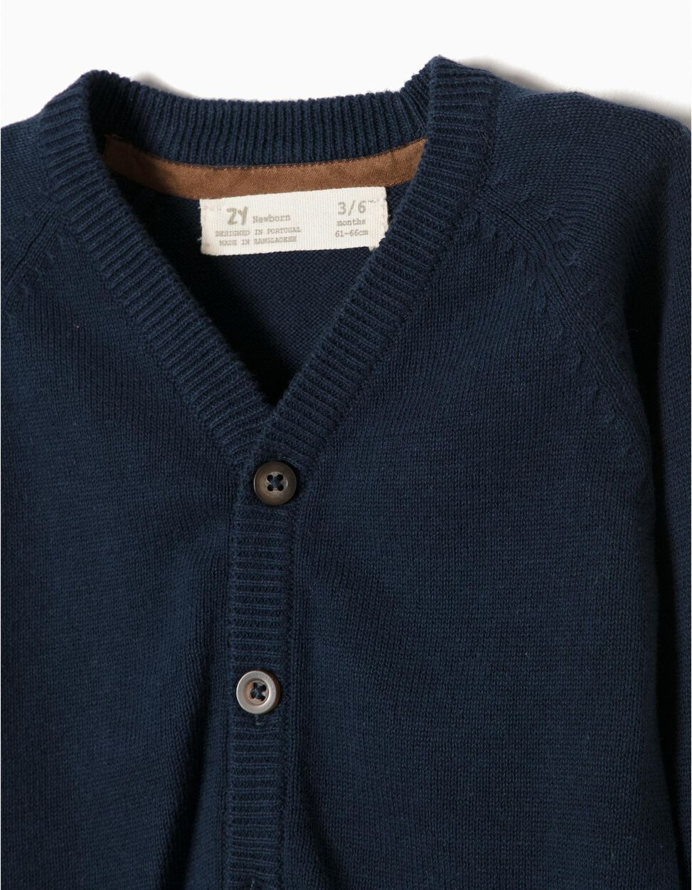 Cardigan Decote V