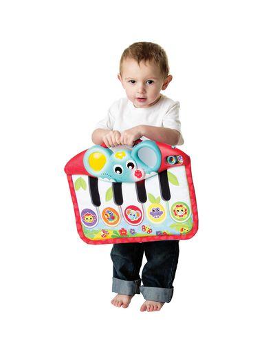 Piano com Música e Efeitos de Luz Playgro