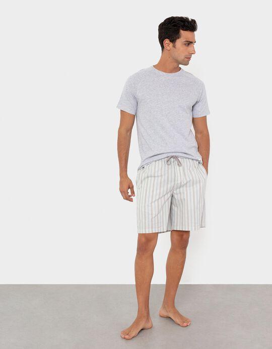 Pyjama Shorts, for Men