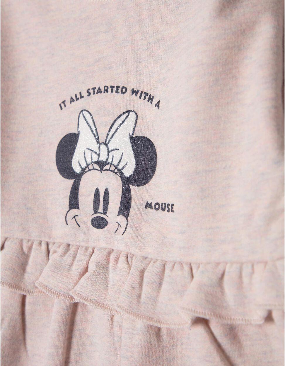 Vestido Folho Minnie