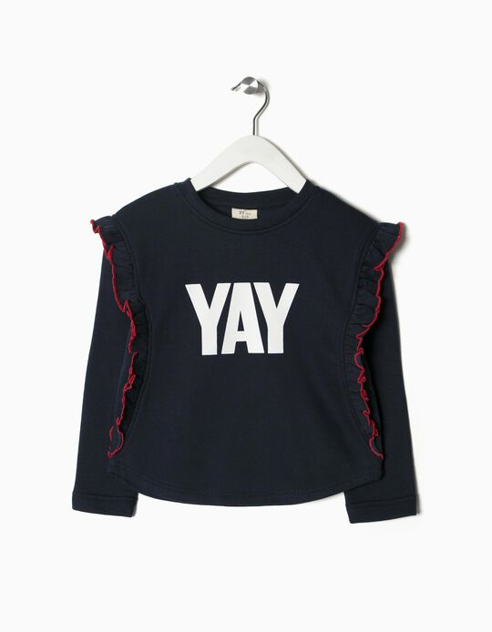 Sweatshirt yay