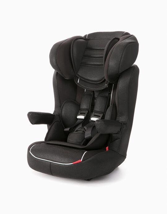 Cadeira Auto Gr 1/2/3 Primecare Prestige Zy Safe Black