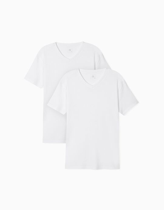 Pack of 2 Underwear T-Shirts