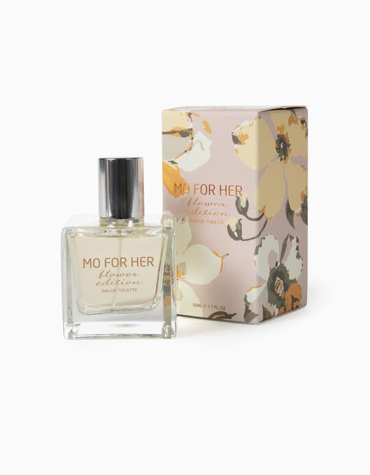 Perfume FLOWER EDITION 50 ML
