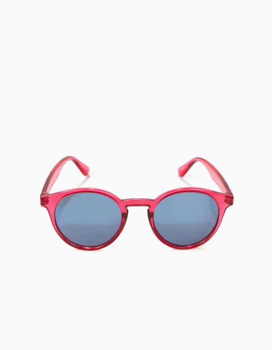 Óculos de Sol para Menina, Rosa e Azul