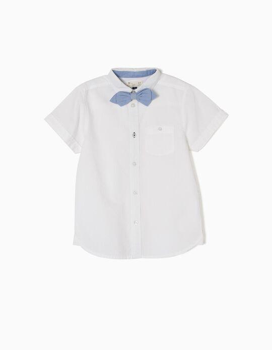 Camisa Com Laço