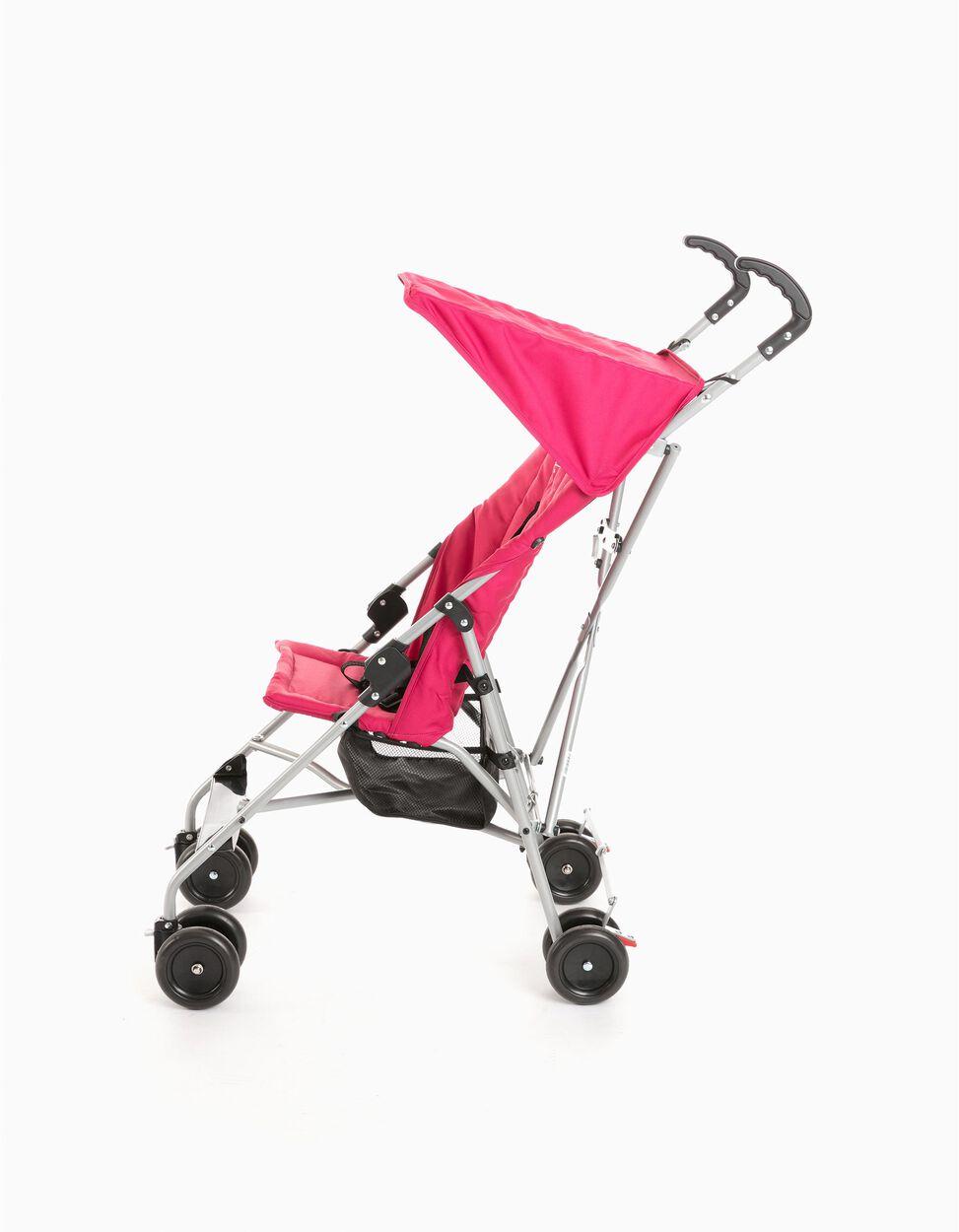 Carrinho Bengala Road Zy Safe Pink