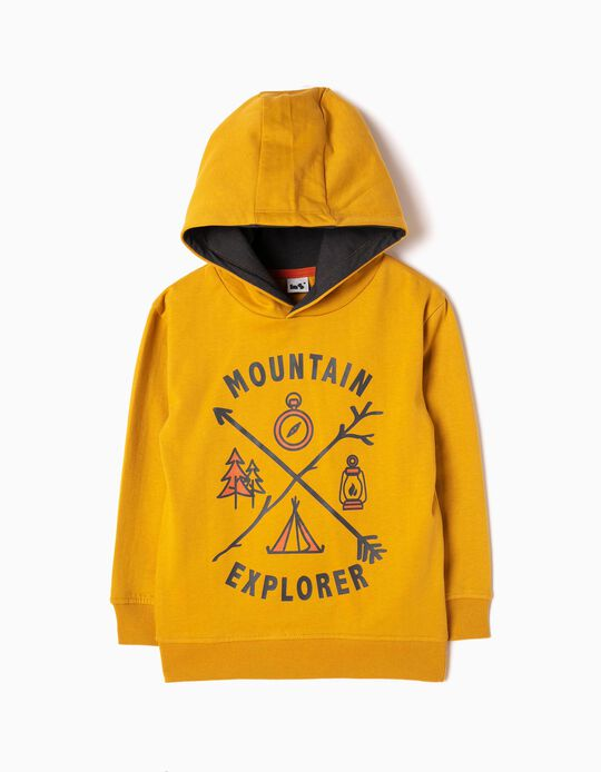Sweatshirt Mountain Explorer