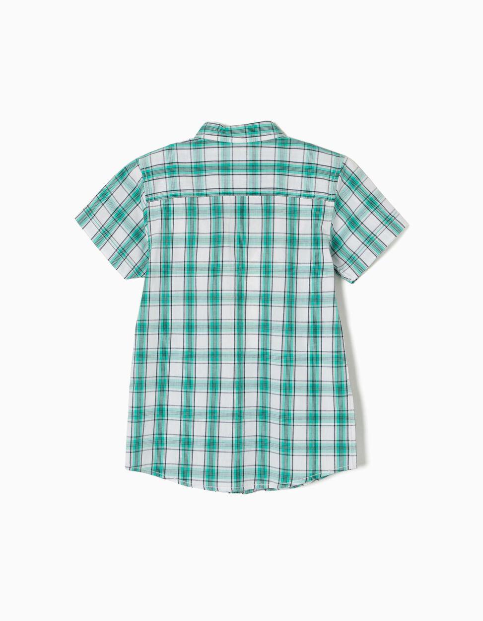 Camisa Manga Curta