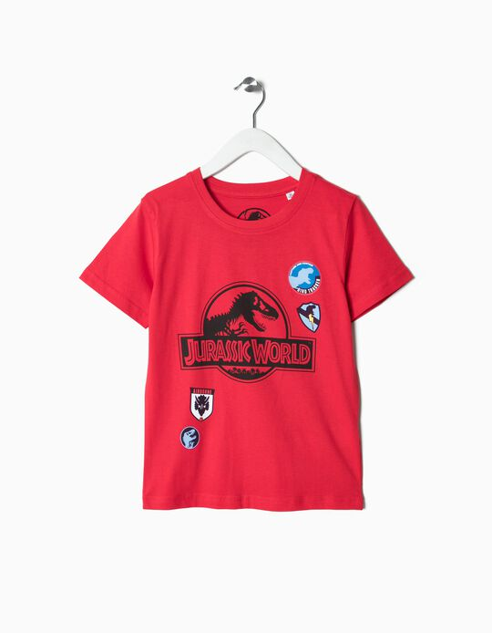 T-shirt Jurassic World