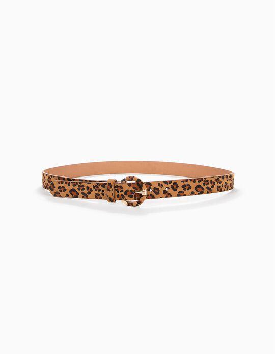Cinto Leopardo