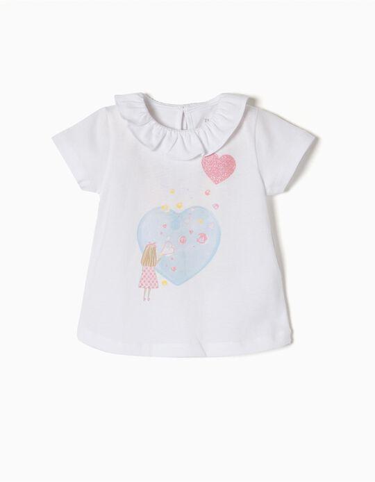 T-shirt Glitter Heart