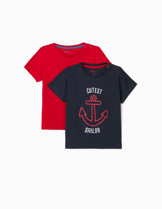 2 T-shirts for Boys
