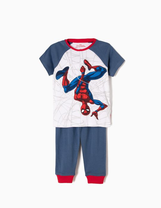 Short-Sleeved & Trouser Pyjamas, Spider-Man