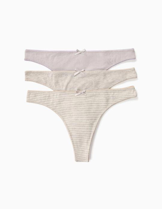 3 Thongs