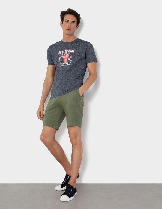 Cotton Shorts, Men