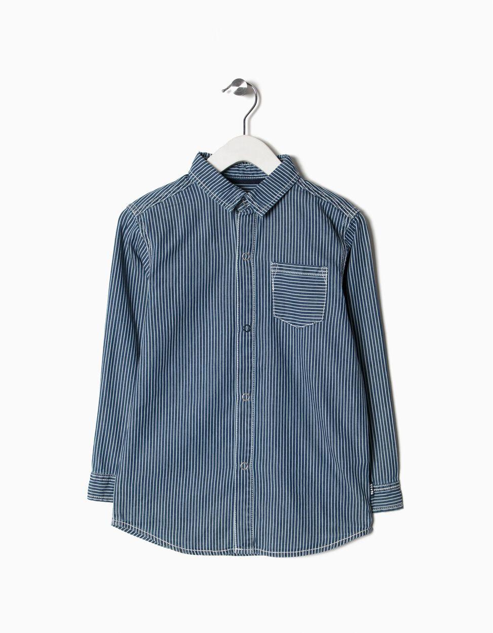 Camisa quadrados