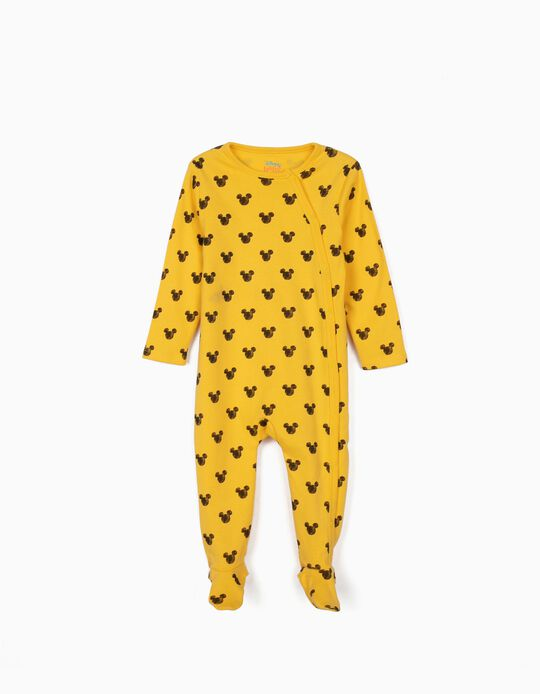 Long Sleeve Sleepsuit, Disney