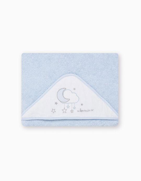 Toalha De Banho 100x100cm Nube Petit Star
