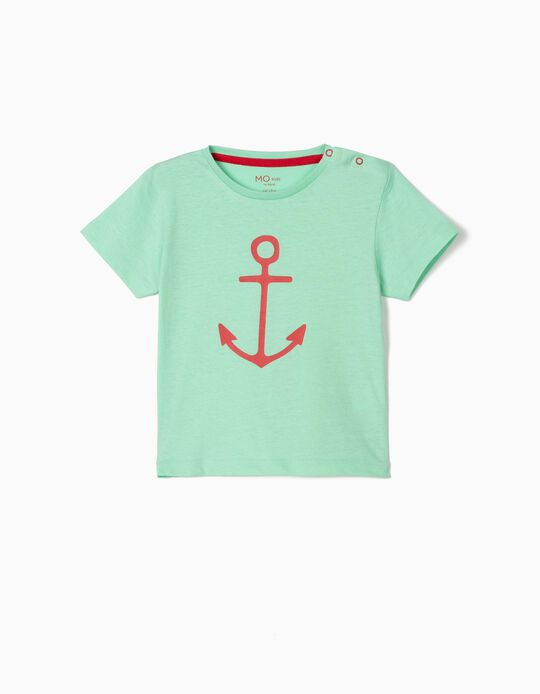 T-shirt for Baby Boys, 'Anchor'
