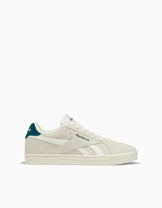 Reebok Royal Complete Trainers, Men, White