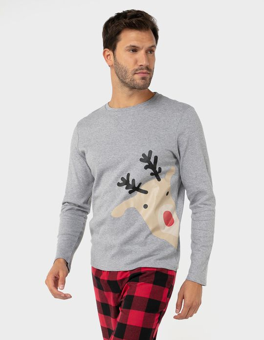 Christmas Print Pyjamas