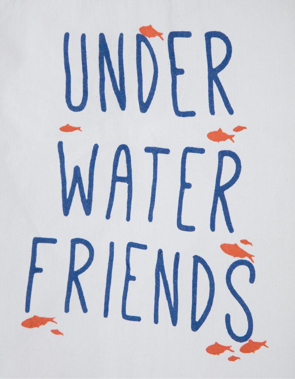Camisa Under Water Friends