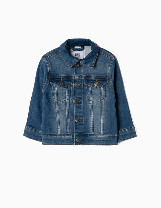 Denim Jacket for Baby Boys 'Comfort Denim', Blue