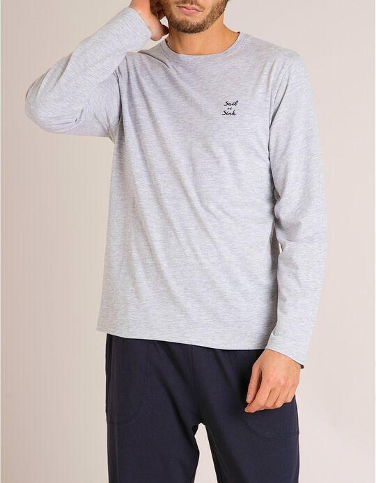 T-Shirt De Pijama Sail Or Sink
