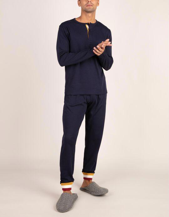 Conjunto de pijama liso Aprés Ski
