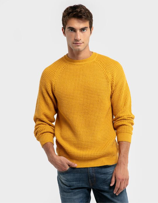 Fancy knit jumper