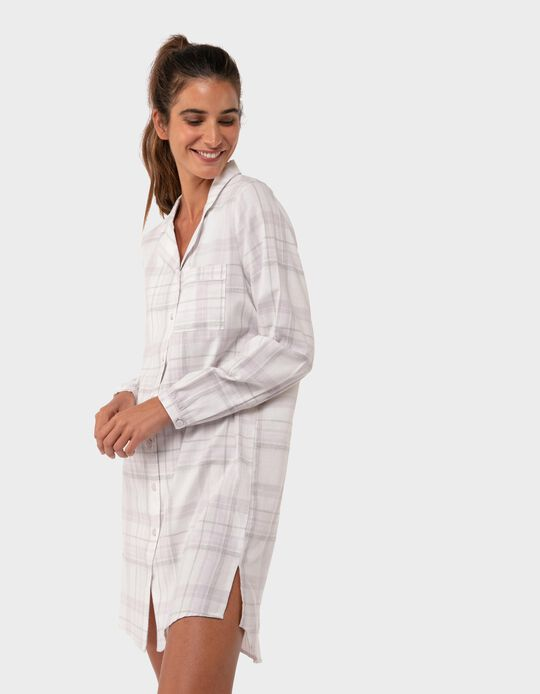 Chequered Nightie