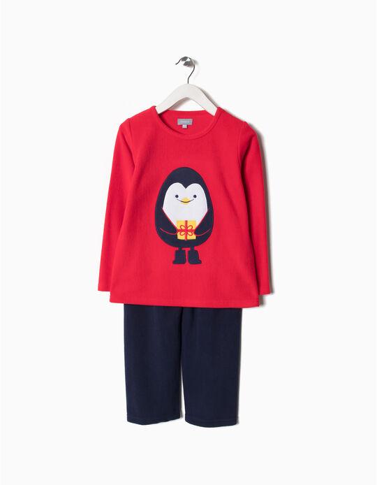 Pijama Christmas Penguin