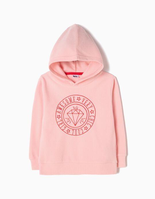 Sweatshirt Com Capuz Awesome
