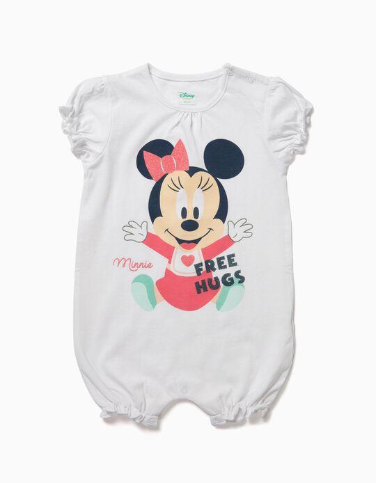 Babygrow Minnie Free Hugs