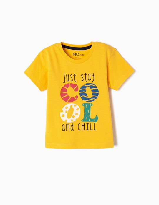 T-shirt Cool and Chill