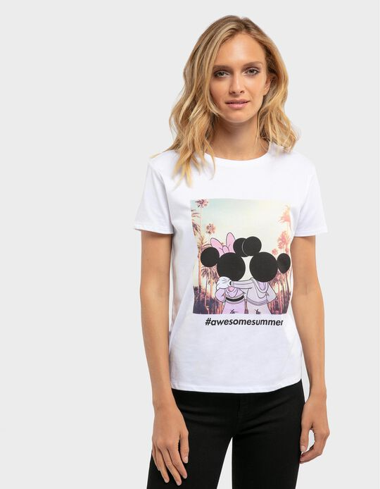 T-shirt Mickey & Minnie