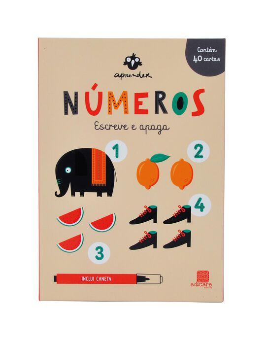 Escreve e Apaga Números Edicare