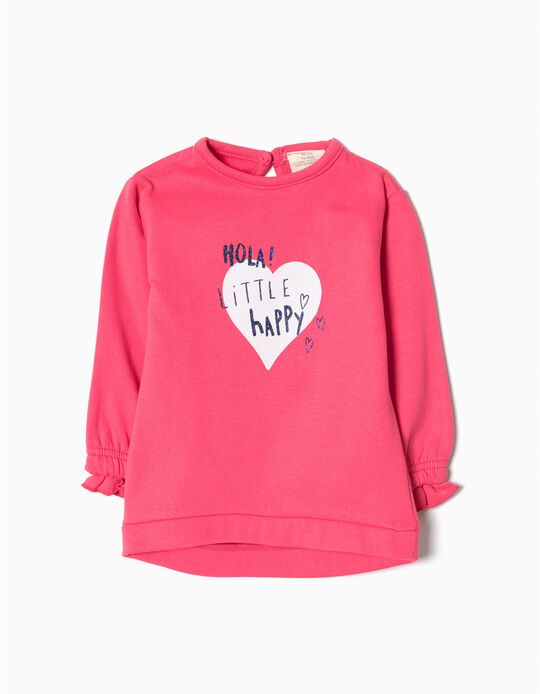 Sweatshirt Little Happy