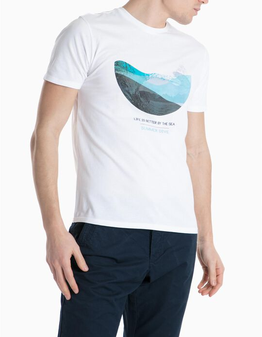 T-Shirt Summer Dive