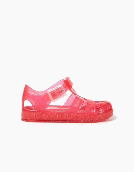 Sandálias para Bebé Menina 'ZY Jellyfish', Rosa