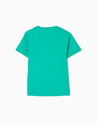 T-shirt Jersey Yellow