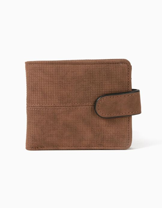 Brown Wallet, for Men